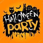 Halloween Party! October 25, 2019